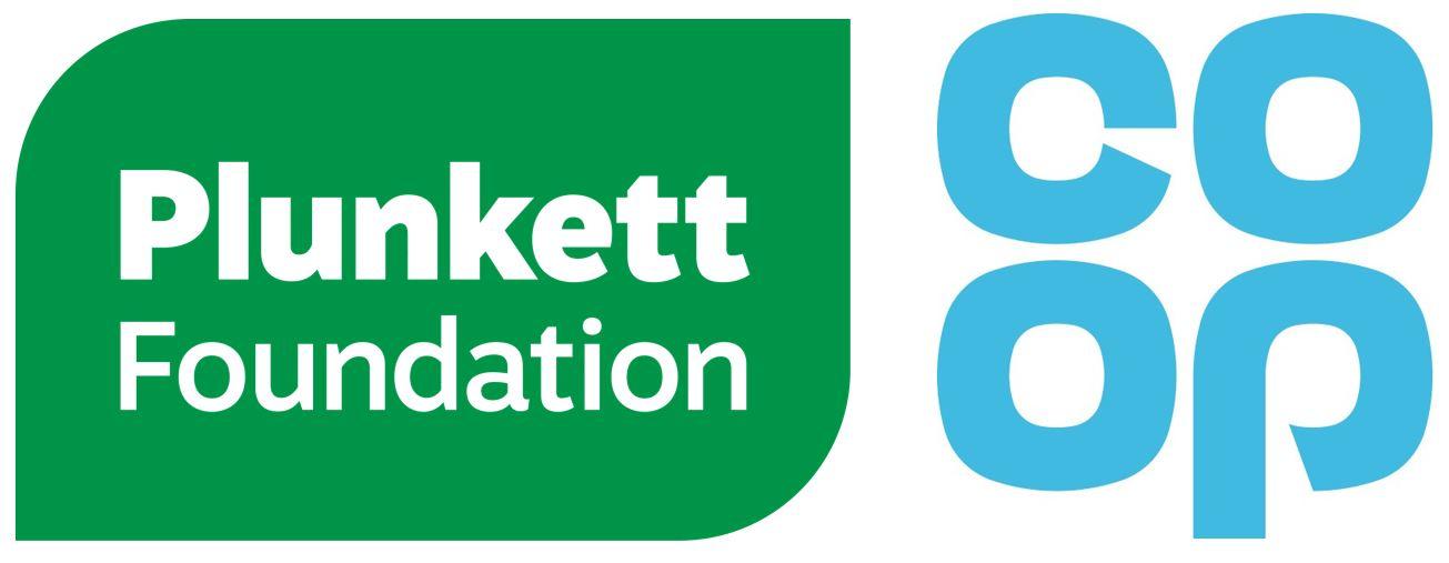 Coop and Plunkett logos