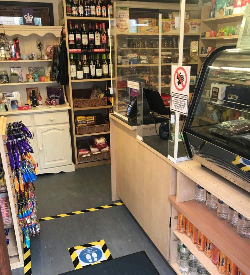 Tibberton Shop