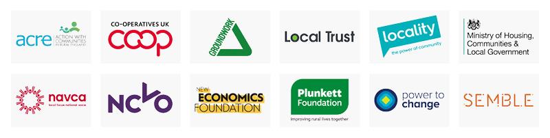 The twelve organisations of My Community